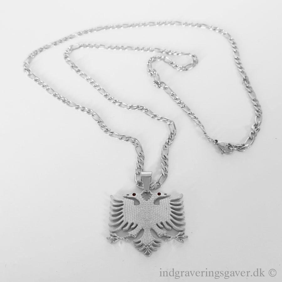 Eagle necklace
