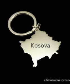 Kosova Keychain