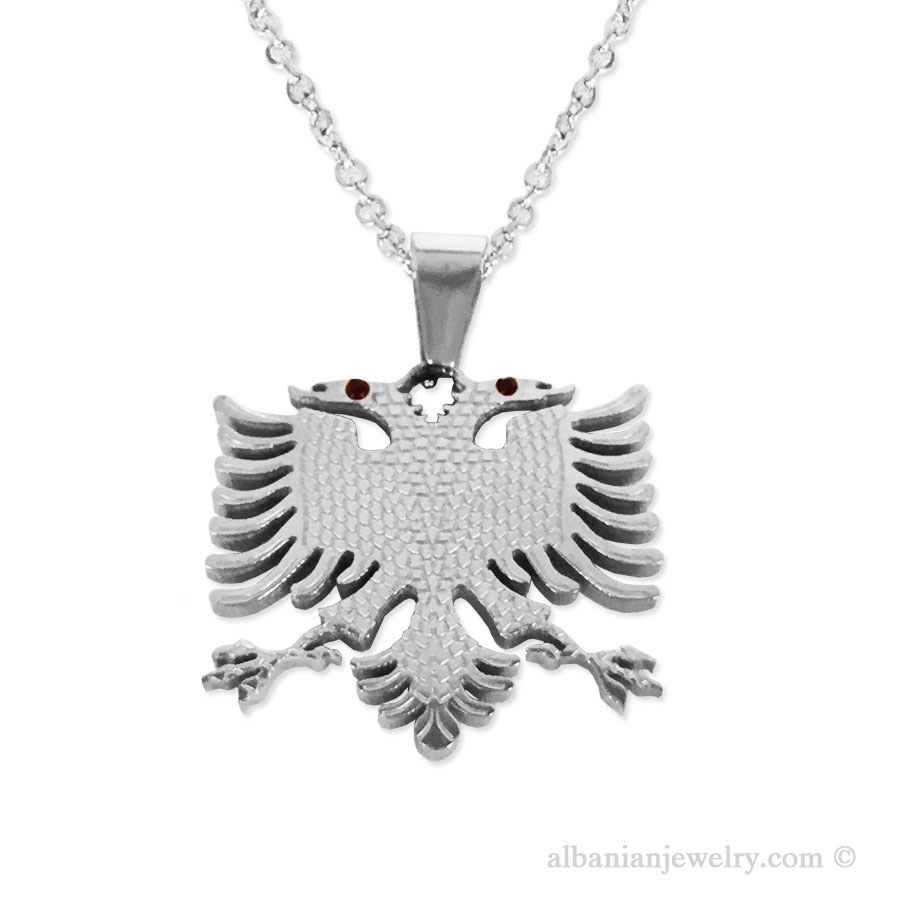 Eagle necklace for woman albanian jewlery eagle necklace for woman aloadofball Gallery