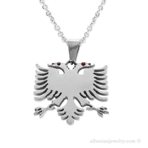 Eagle necklace for woman