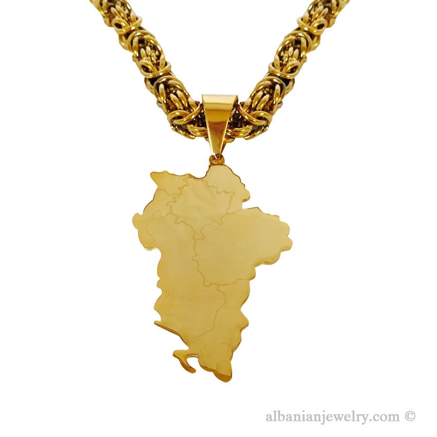 Big Albania Necklace