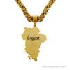 Big Albania Necklace